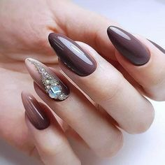 8 Beautiful Nail Art Designs for Short Nails – Tech the bite Pretty Nail Art, Beautiful Nail Art, Cool Nail Art, Cute Nail Art Designs, Minimalist Nails, Nail Design Glitter, Jolie Nail Art, Nail Oil, Nagellack Trends