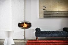 The Ventless Fireplace: A Cool Idea Worth Warming Up To