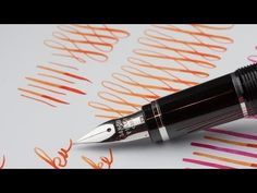 Pilot Namiki Falcon Fountain Pen Review by Fountain Pen Geeks