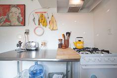 Cozinha de Chef