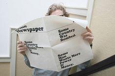 Some Newspaper