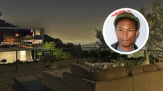 One of the newest residents of the notorious hive of mind control and Satanic cult activity known as Laurel Canyon is Pharrell Williams, who is now next door to Jared Leto's former covert Air Force/CIA film/mind control compound.