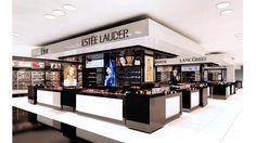 Retail - Liquid Mesh Design