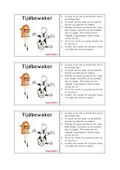 tijdbewaker - ljv.pdf Teach Like A Champion, School Organisation, Leader In Me, 21st Century Skills, Cooperative Learning, Love My Job, School Teacher, Teamwork, Classroom Management