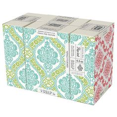 Boxed soaps