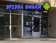 No work today. Work Today, Spiders, Bugs, Insects, Android, Cool Stuff, Games, Store, Decor