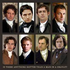 Cravats!