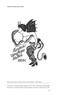 russian criminal tattoo encyclopaedia volume i pdf