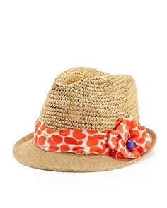 3026271c Juicy Couture straw and burlap fedora I think I need this for the Summer on  the