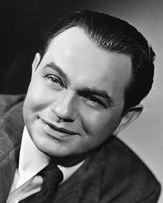 Edward G. Robinson - Born Emanuel Goldenberg on Dec. 12, 1893 in Bucharest, Romania Died Jan. 26, 1973 of cancer in Cedars-Sinai Medical Center [formerly Cedars of Lebanon Hospital], Calif. Edward G. Robinson was a gentle and diminutive actor who achieved film stardom as a tough-talking, cold-eyed killer. In a film career that spanned nearly 50 years and 101 pictures,