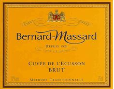 When it is time for bubbly, our choice is Bernard-Massard. Exquite and fruity. Try it.