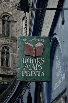 Old Town Bookshop , Edinburgh                                                                                                                                                      More