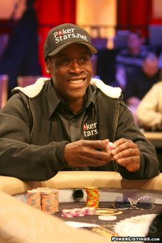 Celebrity Poker WSoP Ante Up for Africa Event