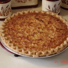 Zucchini Pie with Crumb Topping Recipe - Allrecipes.com