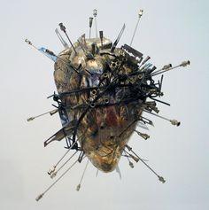 Art | アート | искусство | Arte | Kunst | Sculpture | 彫刻 | Skulptur | скульптура | Scultura | Escultura | DAMIEN HIRST, SACRED HEART