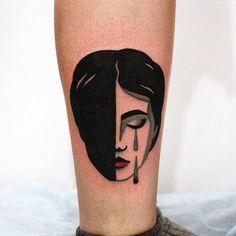 Denis Maraden #tattoo #ink #girl