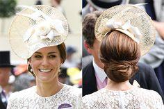 Kate Middleton's week of incredible hair inspiration