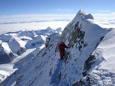 Climbing Everest | Climb Everest with Jean-Marc Nowak | World's Champions: Achieve The ...