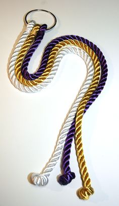 how to threefold cord wedding | The Gods Knot - Cord of Three Strands is a beautifully hand-crafted ...