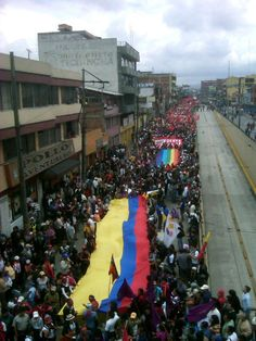 Ecuador: The March for Life Arrives in Quito