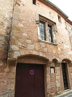 Bright village house with renovated apartment, convertible attic, large garage and terrace - see www.frenchpropertylinks.com for more details