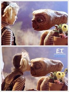1982 - Drew Barrymore in E.T.: The Extra-Terrestrial