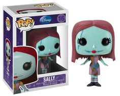 Nightmare Before Christmas POP! Vinyl Figur Sally 10 cm