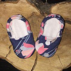 Buy Now Kiddo Kicks // Baby Booties in Tulip Twine baby shoes...
