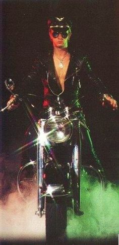 The Metal God ~ RH!