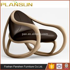 New Italy Design Replica Wood Frame Giorgetti Move Rocking Armchair   Buy  Giorgetti Move Rocking Armchair Product On Alibaba.com