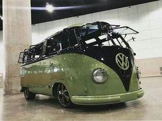 Volkswagen T1 Samba Bus