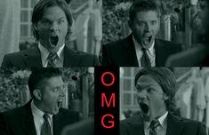 funny supernatural pics   Supernatural Fun 9 by ~PhoenixFaerie1023 on deviantART  LOL