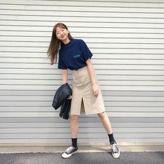 Korean Fashion K Daily #kimehwa  #KoreanFashion #AkiWarinda
