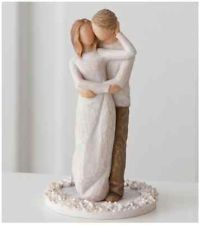 Willow tree cake topper- Together