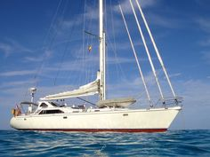 Aluboot Custom 53 Frangipani For Sale | Aluboot Custom 53 For Sale at €650.000.- email gibraltar@seaindependent.com