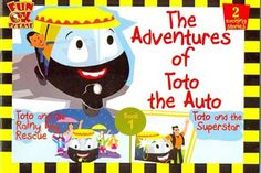 The Adventures of Toto the Auto by  Ruta Vyas