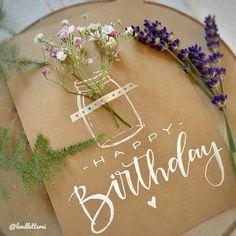 diy birthday cards easy Hi! Wrapping Ideas, Gift Wrapping, Beautiful Birthday Cards, Karten Diy, Diy Birthday, Birthday Presents, Diy Cards, Diy And Crafts, Easy Diy