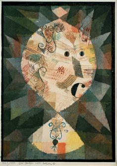 Paul Klee, Der Orden vom hohen C, 1921