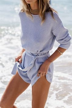 Perfect fall romper!!
