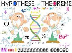 LE SAVANT GENIAL .... ou les petits scientifiques