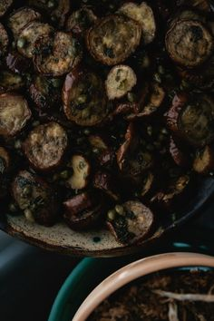 ... Pinterest | Oven fried eggplant, Veggies and Fresh green bean recipes