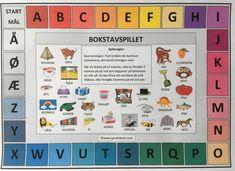 Språklig bevissthet – Språkhjerte Turkish Language, Montessori, Norway, Literacy, Barn, Bullet Journal, Teaching, Education, School