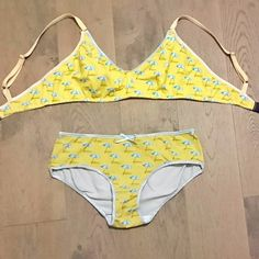 Darcey Bra & Binky Panties (Evie La Luve) Parasol, Binky, Evie, Bikinis, Swimwear, Sewing, Instagram, Fashion, Fabric