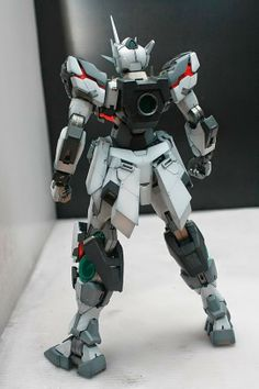 "MG 1/100 Unicorn Gundam ""00 Uniqx"" Custom Build - Gundam Kits Collection News and Reviews"