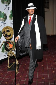 dandy dressed men - Google Search Grey Pinstripe Suit, Best Celebrity Halloween Costumes, Candy Dress, Nba Stars, White Scarves, Dandy, Dapper, Evolution, Men Dress