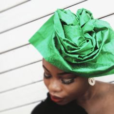 Independence Day Inspired HeadWrap – Nigeria At 56!