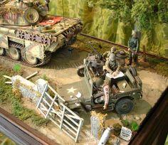 military dioramas - Google Search