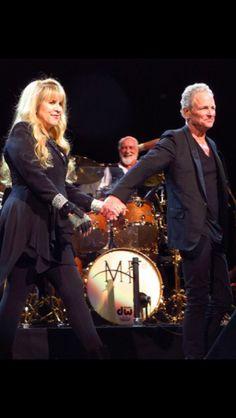 Stevie and Lindsey Stevie Nicks Lindsey Buckingham, Buckingham Nicks, Sound Of Music, My Music, John Mcvie, Members Of Fleetwood Mac, Stephanie Lynn, Stevie Nicks Fleetwood Mac, Music Items