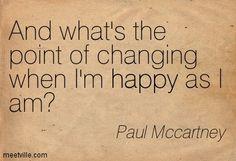Paul McCartney quote 2