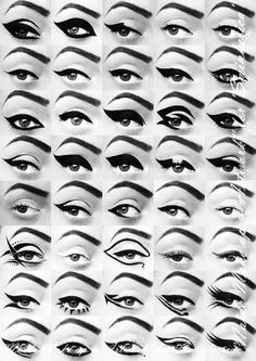 Inspiring Eyeliner Designs
